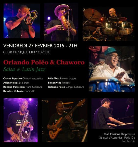 2015 02 27 concert salsa orlando poleo chaworo