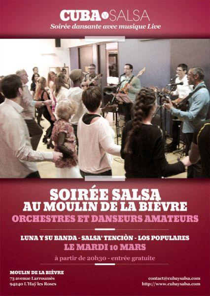 2015 03 10 cuba y salsa soiree dansante cubaine orchestre moulin bievre