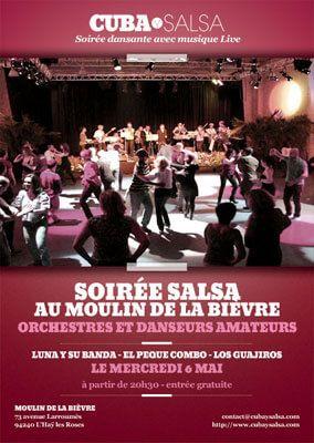2015 05 06 cuba y salsa soiree dansante cubaine orchestre moulin bievre