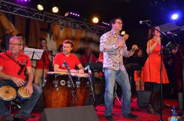 2015 06 21 concert dansant los guajiros franklin lozada
