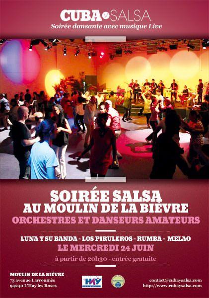 2015 06 24 cuba y salsa soiree dansante cubaine orchestre moulin bievre