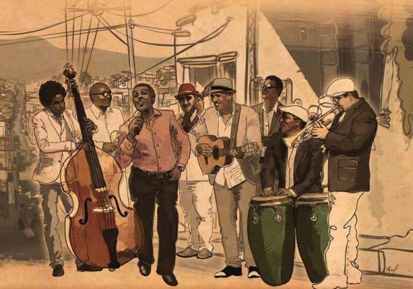 2015 07 29 concert septeto santiaguero new morning