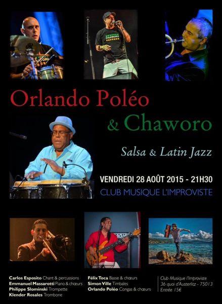 2015 08 28 concert salsa orlando poleo chaworo peniche improviste