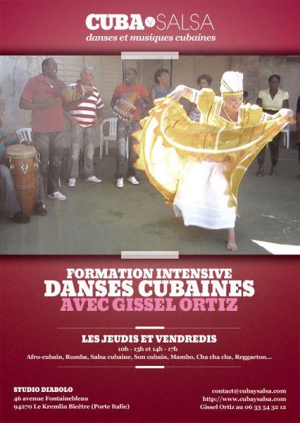 2015 09 07 formation afro cubain danse gissel ortiz niveau1 studiodiabolo kremlin