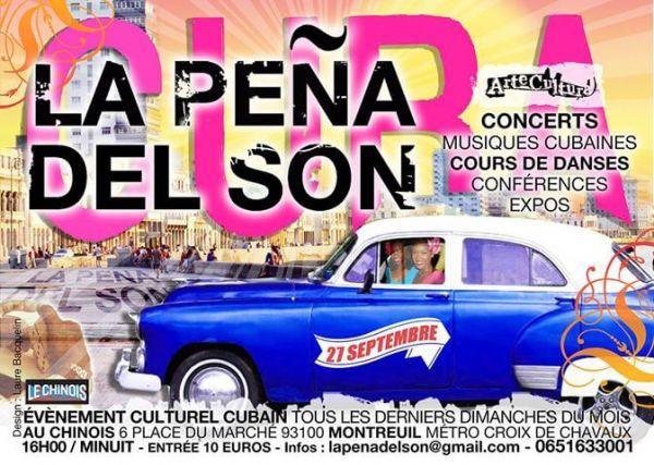 2015 09 27 concert salsa secreto cubano chinois montreuil