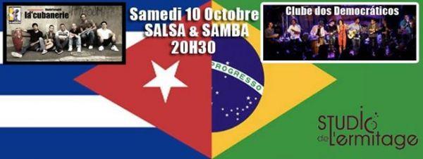 2015 10 10 concert salsa la cubanerie studio ermitage