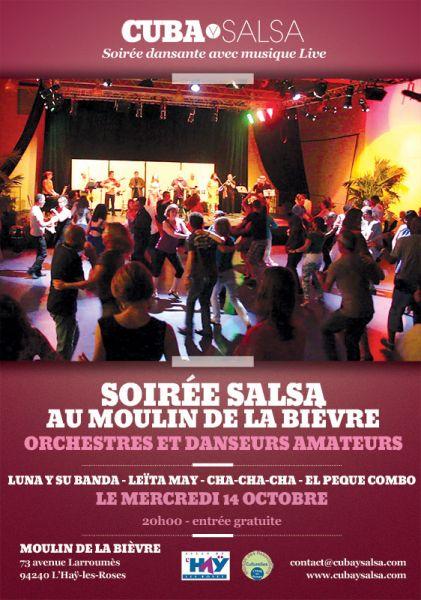 2015 10 14 soiree salsa danse musique moulin bievre