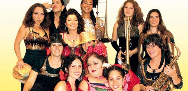 2015 10 23 concert salsa yemaya la banda hangar ivry