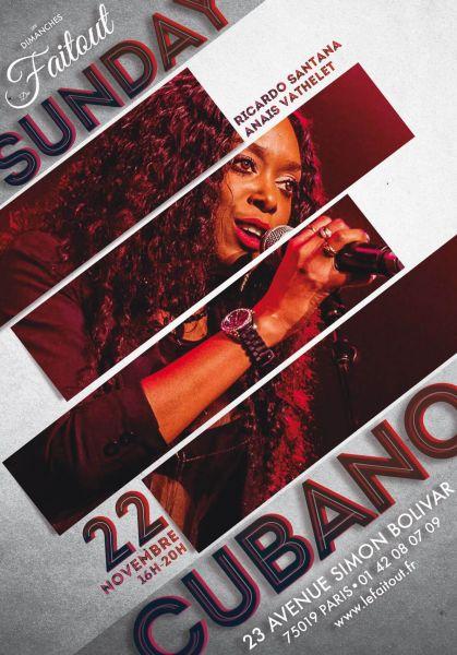2015 11 22 concert sunday cubano faitout paris