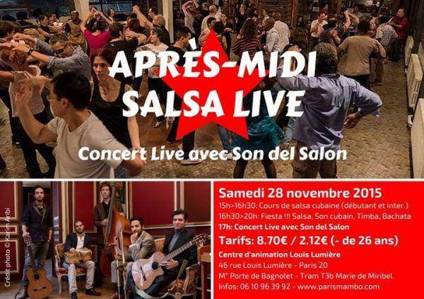 2015 11 28 concert salsa son del salon