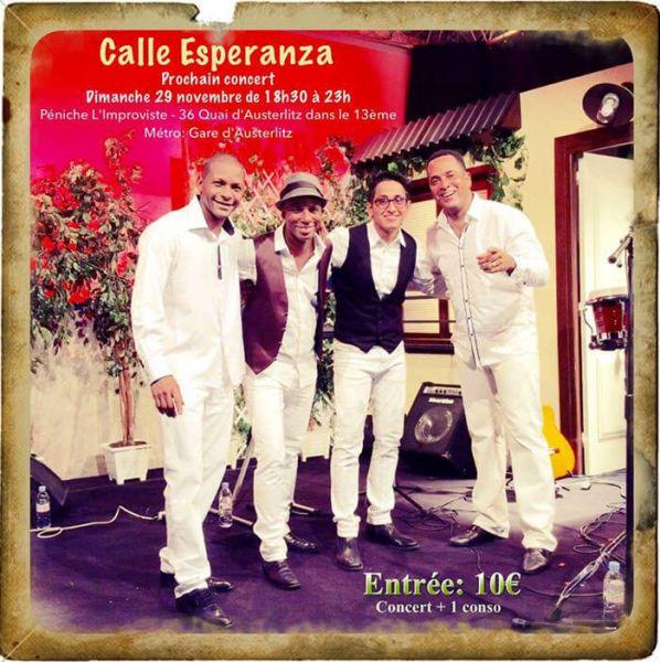 2015 11 29 concert salsa calle esperanza peniche improviste