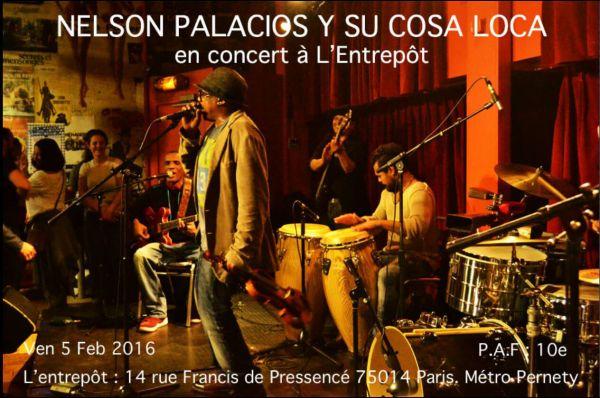 2016 02 05 concert salsa nelson palacios entrepot
