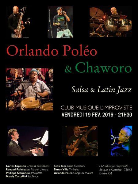 2016 02 19 orlando poleo chaworo improviste