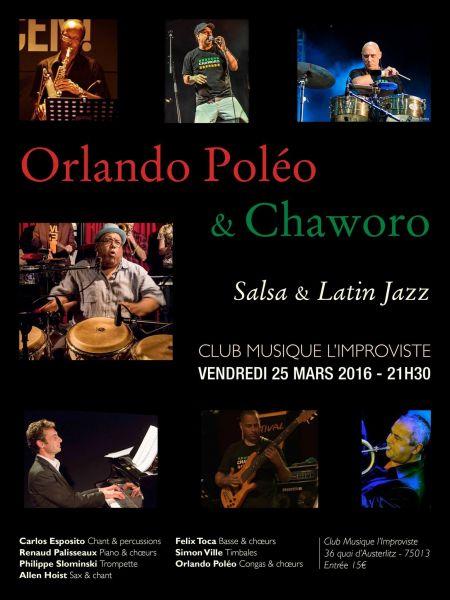 2016 03 25 orlando poleo chaworo improviste