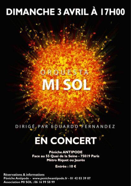 2016 04 03 concert salsa orquesta mi sol antipode