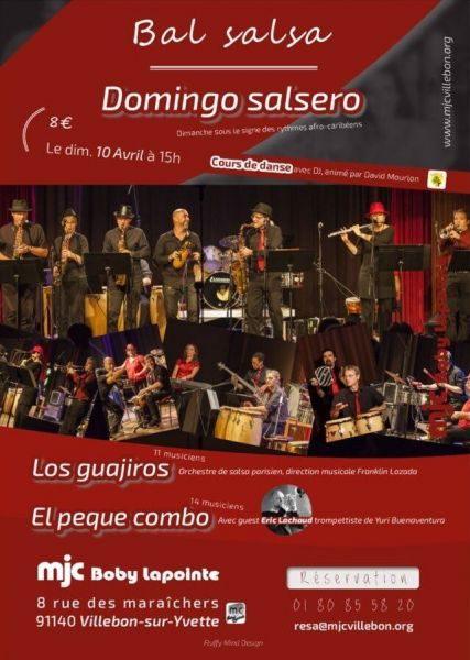 2016 04 10 bal salsa los gaujiros el peque combo
