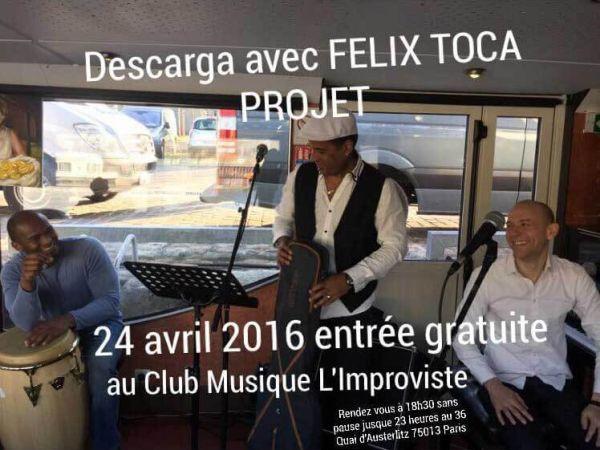 2016 04 24 concert descarga felix toca improviste