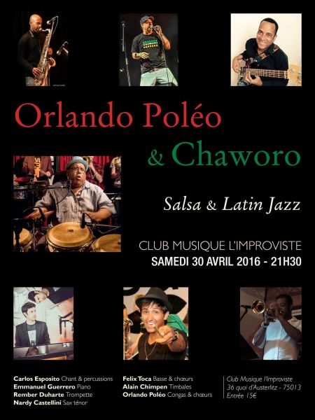 2016 04 30 orlando poleo chaworo improviste