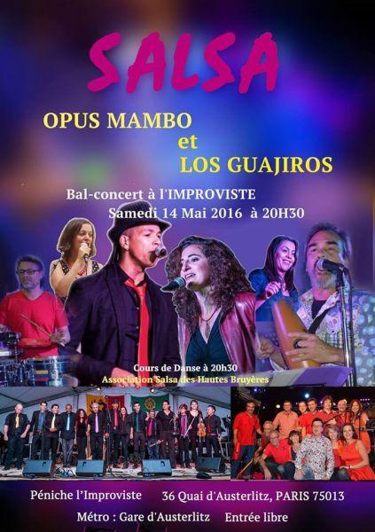 2016 05 14 concert salsa opus mambo los guajiros