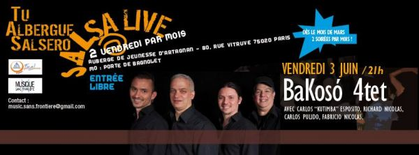 2016 06 03 bakoso concert salsa auberge artagnan