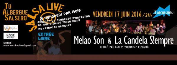 2016 06 17 concert salsa melao candela siempre artagnan