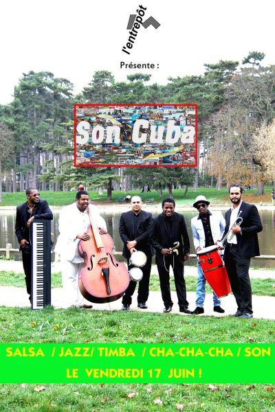 2016 06 17 son cuba concert salsa entrepot paris
