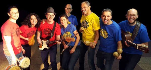 2016 09 24 barrio del este concert salsa entrepot