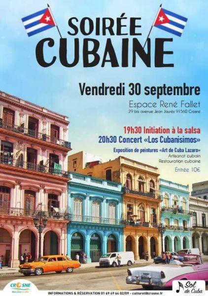 2016 09 30 concert salsa los cubanismos crosnes
