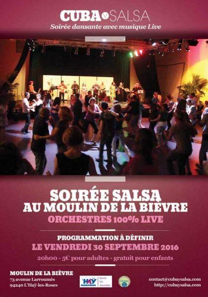 2016 09 30 cuba y salsa soiree salsa dansante orchestres moulin bievre