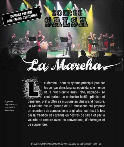 2016 10 14 concert salsa la marcha estaminet magny hameaux