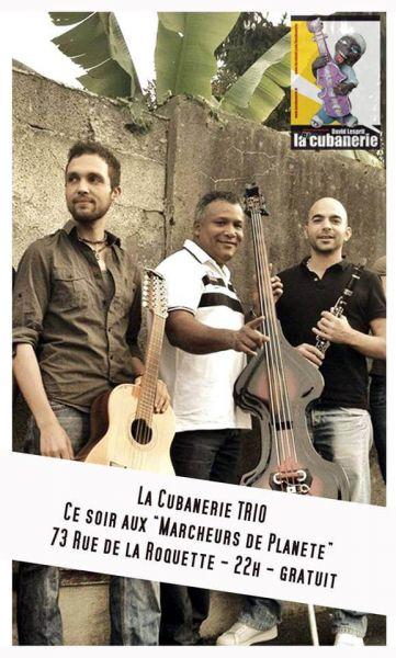 2016 10 20 concert son cubain la cubanerie trio paris