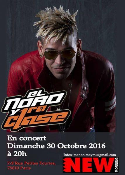 2016 10 30 concert salsa el noro y primera clase new morning