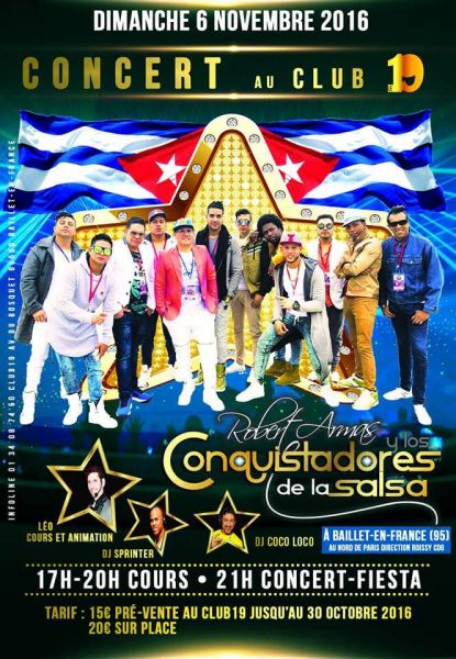 2016 11 06 concert los conquistadores de la salsa