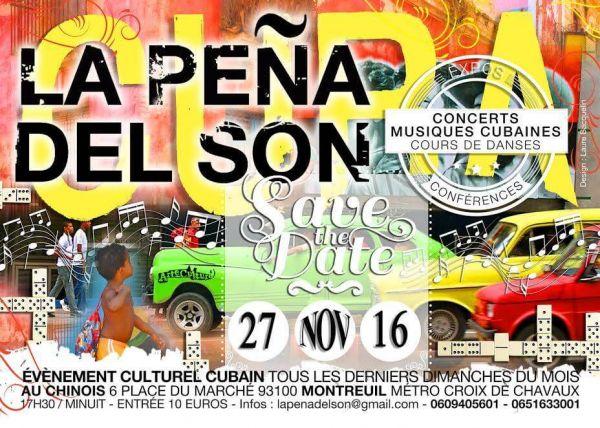 2016 11 27 concert salsa anoyvega pena del son