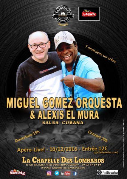 2016 12 10 concert salsa miguel gomez orquesta alexis el mura