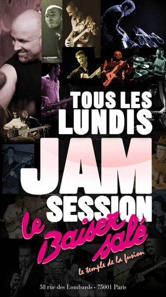 2016 12 26 jam session latine baiser sale
