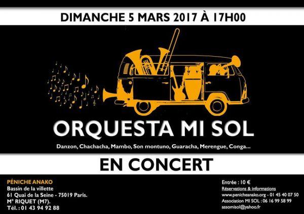 2017 03 05 concert salsa paris orquesta mi sol