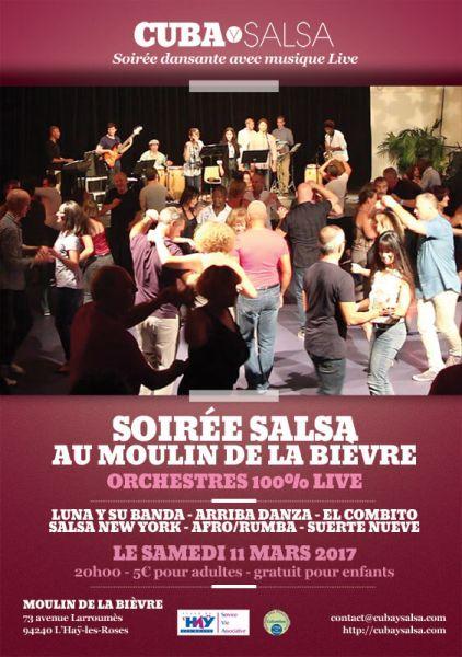 2017 03 11 cuba y salsa soiree salsa dansante orchestres moulin bievre