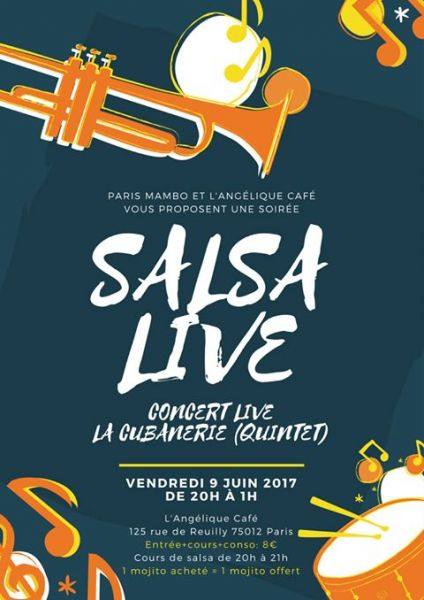 2017 06 09 concert son cubain la cubanerie paris mambo