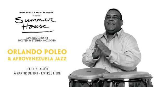 2017 08 31 orlando poleo afrovenezuela jazz