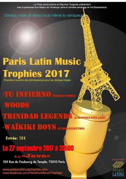 2017 09 27 paris latin music trophies 1