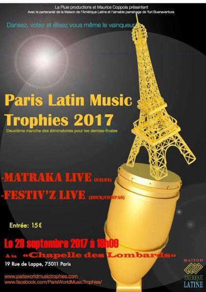 2017 09 28 paris latin music trophies 2