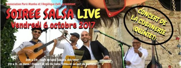 2017 10 06 la cubanerie angelique cafe paris mambo