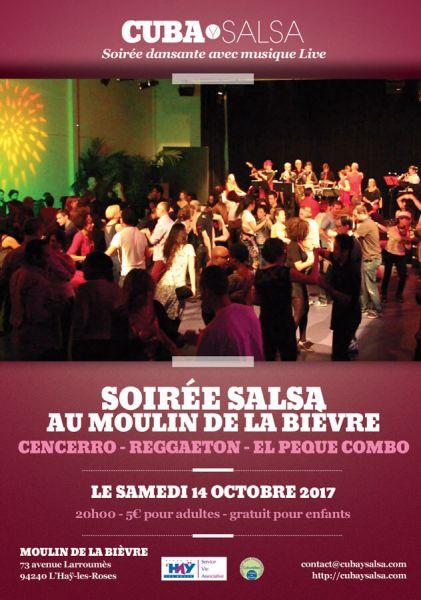 2017 10 14 cuba y salsa soiree salsa dansante orchestres moulin bievre