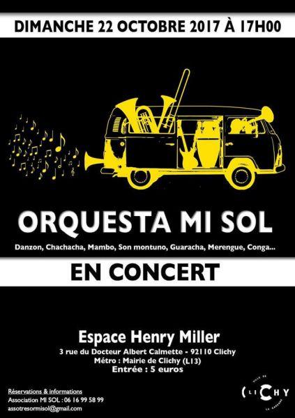 2017 10 22 orquesta mi sol espace henry miller clichy