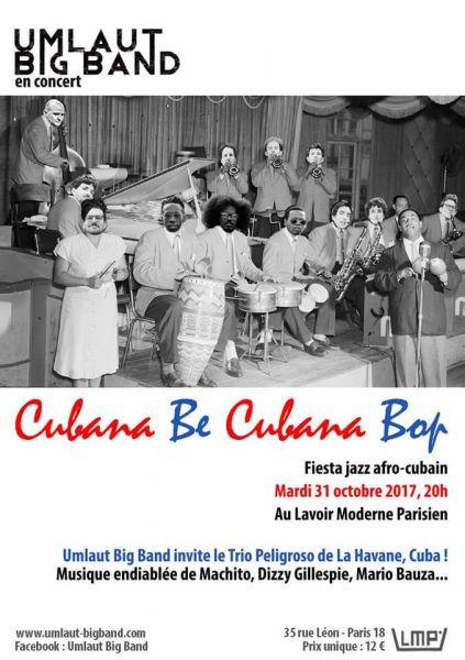 2017 10 31 umlaut big band jazz afro cubain