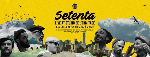 2017 11 11 concert salsa setenta studio ermitage paris