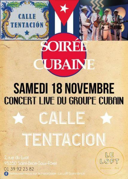 2017 11 18 concert son cubain calle tentacion