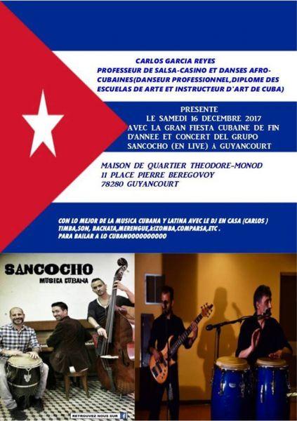 2017 12 16 concert salsa sanchoco guyancourt