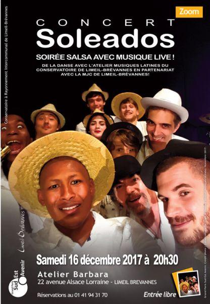 2017 12 16 concert salsa soleados limeil brevannes
